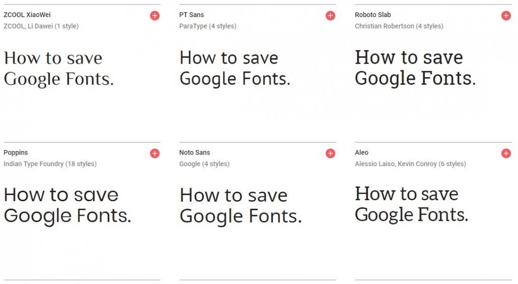 Google Fonts and GDPR