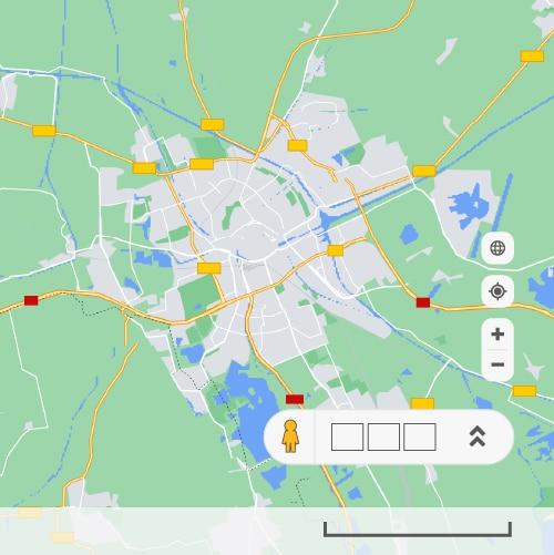 Google Maps Color 500x500